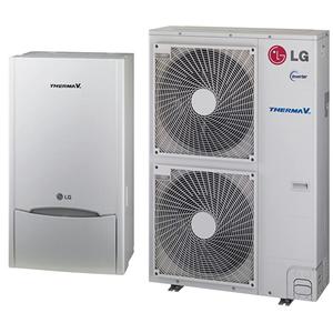 LG Split Sistem Isı Pompası