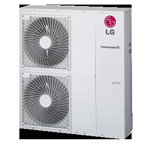 LG Monoblok Isı Pompası
